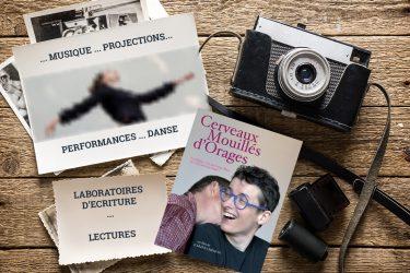 Exposition, ateliers écriture, danse, performances, concerts à la >Galerie l'Aberrante